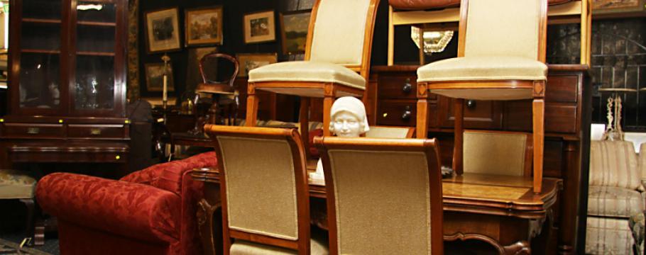 Furniture Galore For Final 2016 Auction Australian