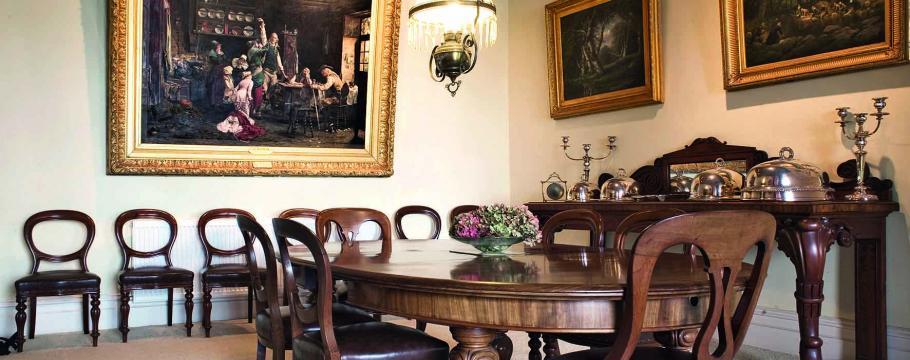Historic Lal Lal Estate Furniture A Collector S Dream