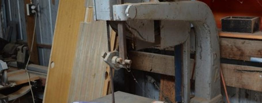 Woodworking Machinery In Clearing Auction Australian Auction